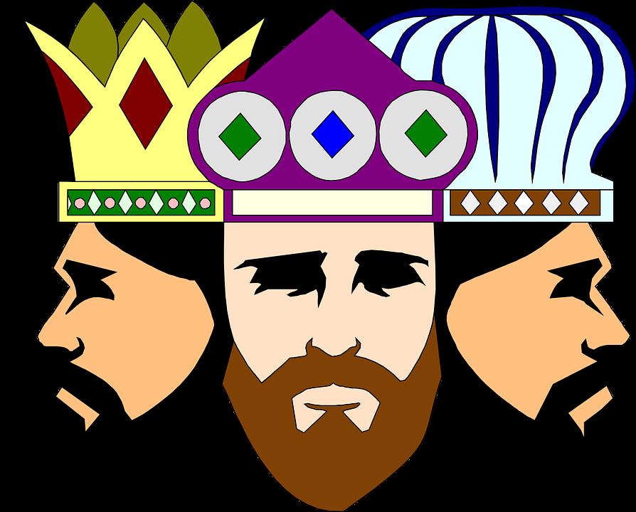 Пять мудрецов прогуливались в лесу и заблудились. О собственном пути каждого