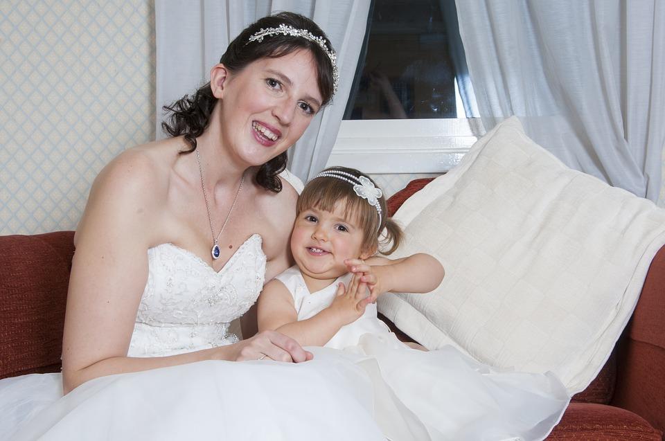 Свадьба и особенная гостья