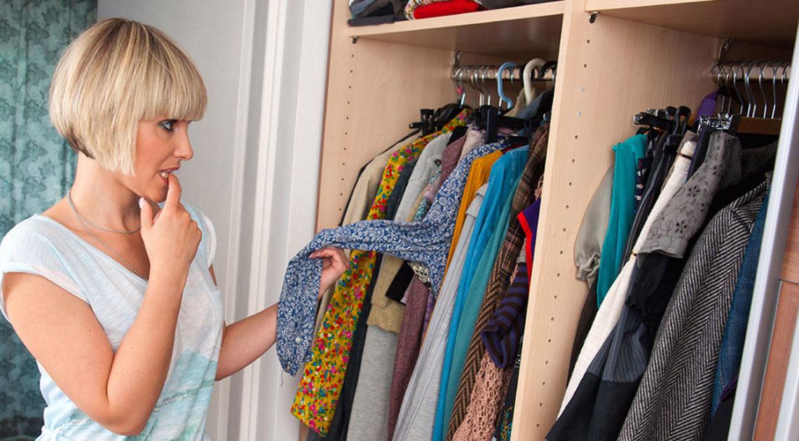 9 советов, как разобрать и организовать гардероб правильно