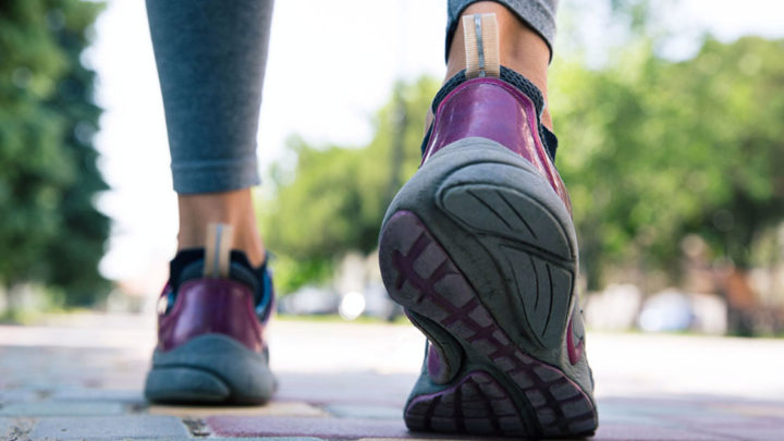 Почему полезно много ходить